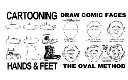 comics-cartooning